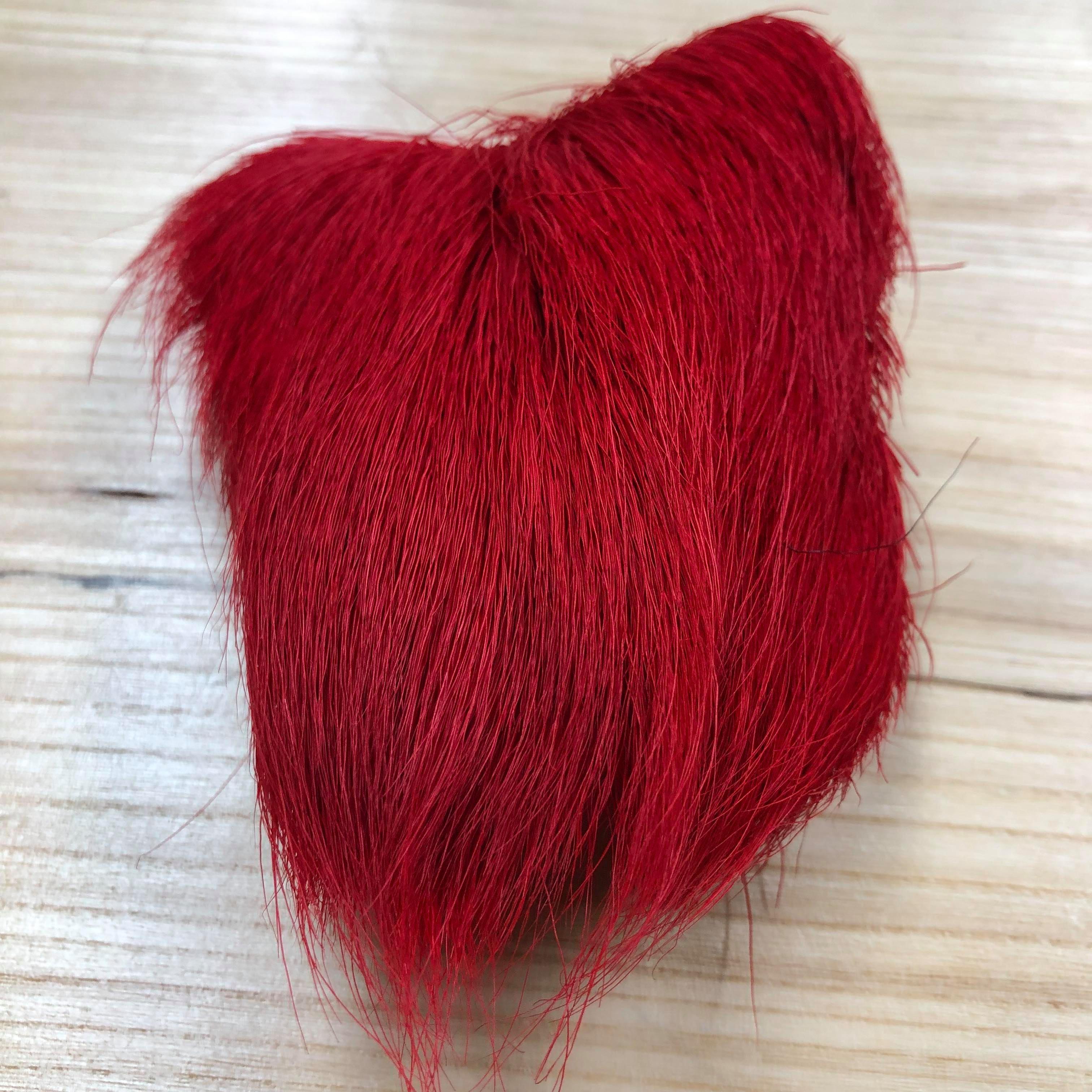 corps de chevreuil rouge