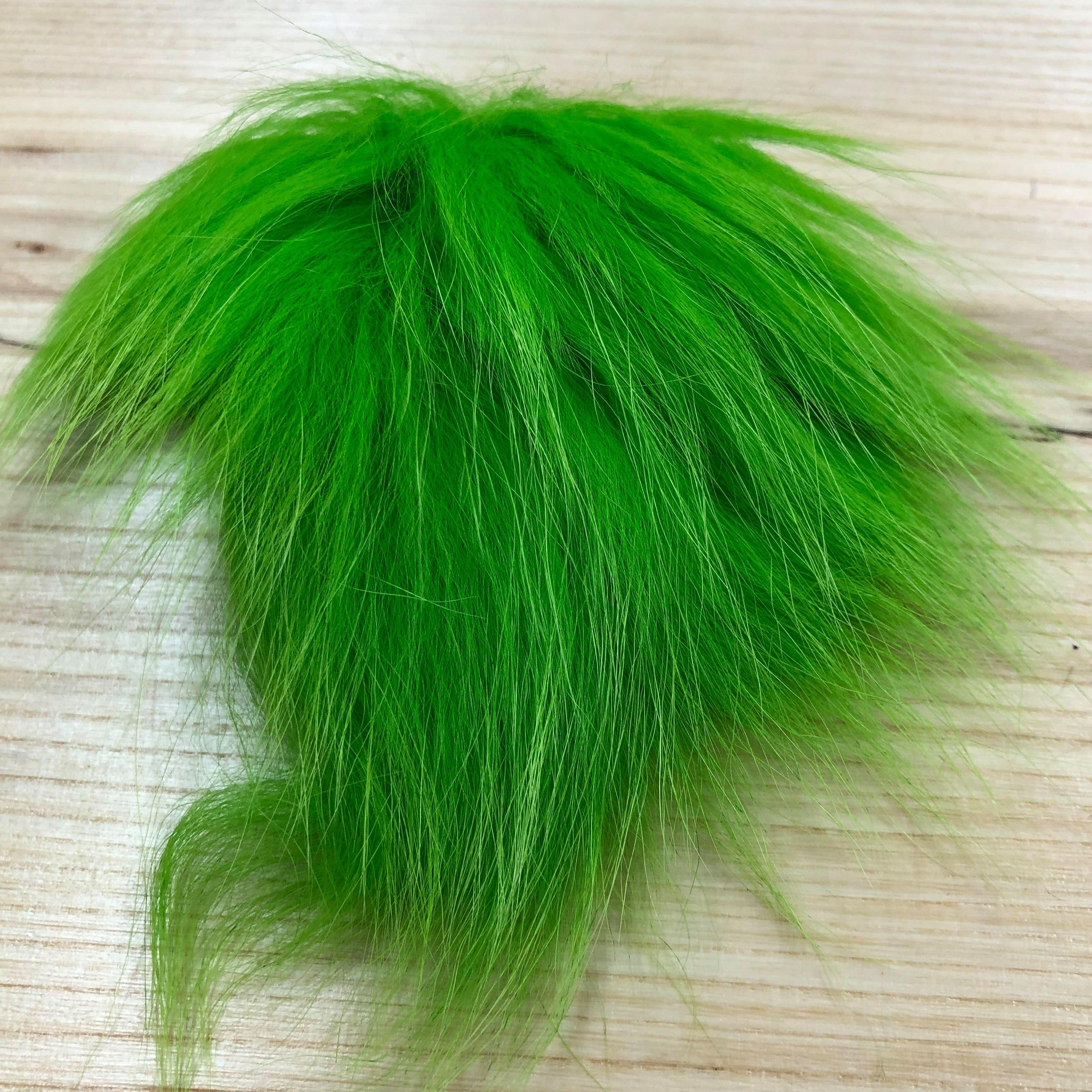 arctic fox green