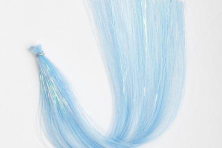 flashabou pearl a glow blue
