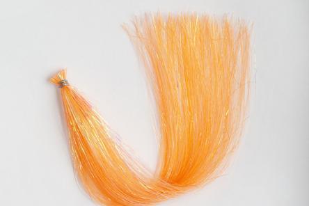 flashabou pearl a glow orange