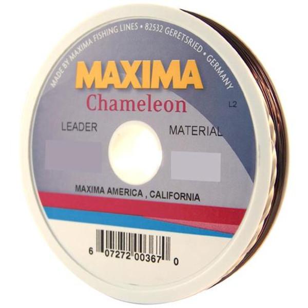 maxima chameleon 15 lb