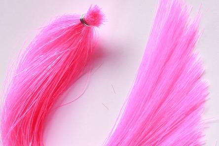 flashabou glow pink